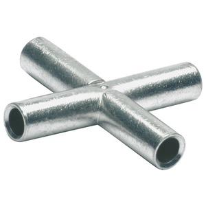 Kreuzverbinder Normalausführung, 16 mm², Cu verzinnt