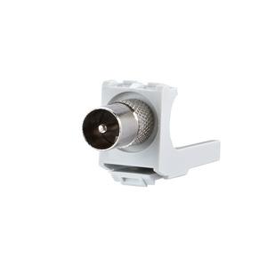 130898-03-I, KOAX modul F/IEC-Stecker