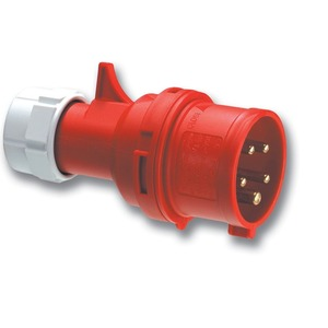 Stecker 16A 5p 6h SHARK