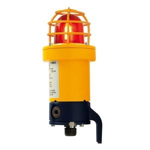 ExII-Blitzleuchte dSLB 20   15 Joule   24 VDC   gelb