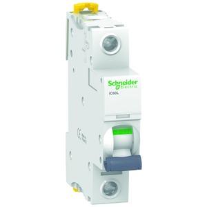 Leitungsschutzschalter iC60L, 1P, 2A, B-Charakteristik, 100kA