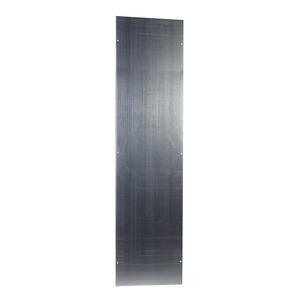 Spacial SF-Trennwand, Stahlblech, verzinkt, 2000x500mm
