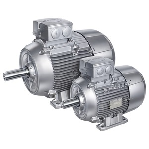 1LE1001-1CA03-4AB4, SIMOTICS GP MOTOR TYPE: 1AV2130A Niederspannungsmotor, IEC Käfigläufer, eigengekühlt, IP55 Wärmeklasse 155(F) nach 130(B) Aluminiumgehäuse High Effici