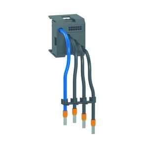 Abgangsstecker, 3p+N, 32A, mit Leitung 1000mm