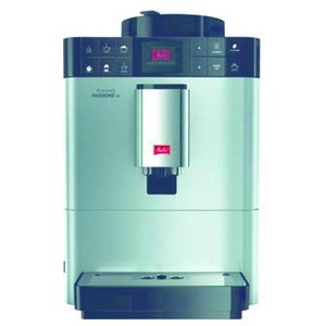 F53/1-101, CAFFEO Passione one touch silber F53/1-101