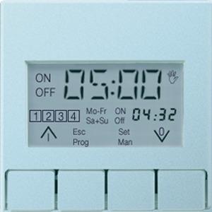 A 5201 DTST ANM, Zeitschaltuhr-Display Standard, Anzeige: aktuelle Uhrzeit, nächste Schaltzeit