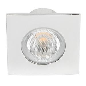 LED Mini Spot Q chrom 3,3W warmweiß 38°, LED Mini Spot Q chrom 3,3W warmweiß 38°