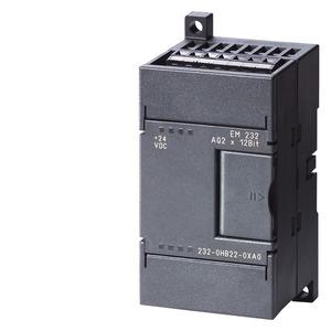 6ES7232-0HD22-0XA0, SIMATIC S7-200, Analogausgabe EM 232, nur für S7-22X CPU, 4 AA, +/-10V DC,