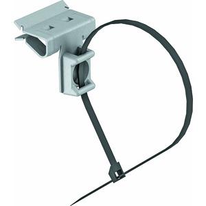 BCCT 8-14 L365, Trägerklammer mit Kabelbinder 365mm 8-14mm, St, ZL