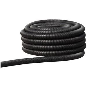 Kabuflex R NW 120 flexibel in Ringen a 25 m, Kabelschutzrohr Kabuflex R DN 120 flexibel in Ringen a 25 m  schwarz
