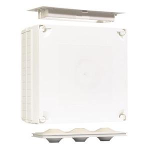 EK220, Einspeisegehäuse, Aufputz Schutzart IP31