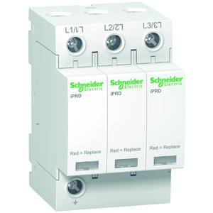 Überspannungsableiter iPRD8, Typ 3, Steckbare Schutzmodule, 3P, Imax 8kA
