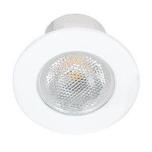 LED Mini Spot R weiß 3,3W warmweiß 22°, LED Mini Spot R weiß 3,3W warmweiß 22°