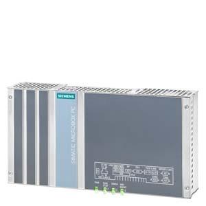 6AG4140-6BC00-0KA0, SIMATIC IPC427D (Microbox PC), HD Grafik onboard, 2x10/100/1000 MBit/s Ethernet RJ45, 4xUSB V3.0 (High Current), PCIE (optional), DC 24V Stromversorgu