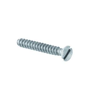 Geräteschraube gewindeformend korrosionsbeständig DIN VDE 0606 D=3,2 L=20 mm