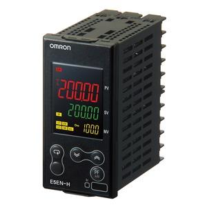 E5EN-HPRR2BFM-500 100-240 VAC, Universalregler (Erweitert), 1/8 DIN, 3-Punkt-Schritt, 2 Zusatzausgänge Relais, Universal-Eingang, Übertragungsausgang, 100…240V AC