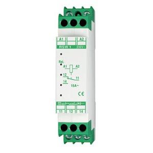 RSW 1 (230V AC), Schaltrelais RSW 1, 230V AC, 1 Wechsler, 16A