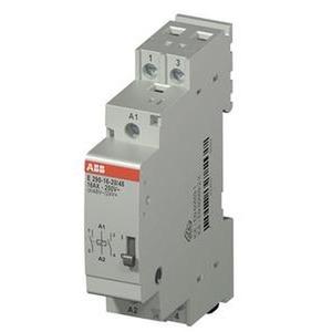 E290-16-20/48, Stromstoßschalter Spule 48 VAC/ 24 VDC, 16 A, 2 NO
