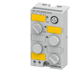 3RK1205-0BQ00-0AA3, ASIsafe Modul K45F zwei sicheren Eing. 2FDI Montagepl. 3RK19012EA00