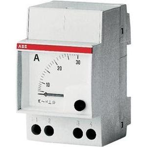 AMT1/25, Amperemeter analog Direktmessung,25A,Wechselstrom