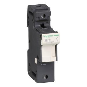 Sicherungshalter TeSys, 1p, 50A, Sicherungsgröße 14x51mm