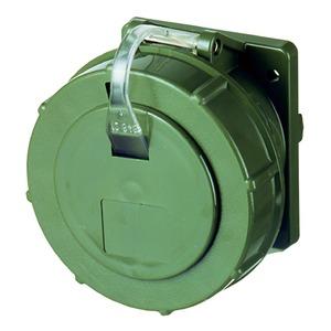 Anbaudose TM, 16A5p2h>50-500V, IP67