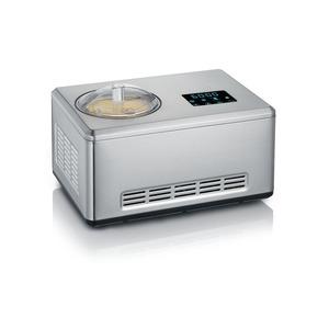EZ7406, Eismaschine mit Kompressor und zwei Eisbehälter, 2