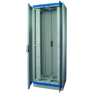NWS-ST/SR/VT6/6621/M, Schrank, 19 Zoll, VT6, HxBxT=2100x600x600mm, montiert