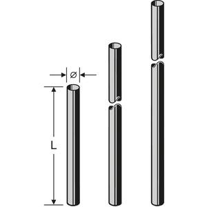 ZAS 02 Mast 60,3 X 590, Mast ZAS 02, 0,56 m, 60 mm