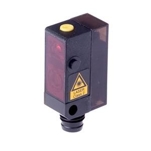 PT140470, Sensor Laser, Taster, 27x16x12mm, Sn: 22-130, 11-30V DC, 2x PNP NC/NO, 100mA, M8-Stecker 4pol...