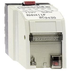 Hilfsrelais unverzögert, 220VAC, 50 Hz, 4 W, 1 A (Niederpegel)