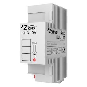 ZN1CL-KLIC-DA, Zennio KLIC DA KNX - Daikin Schnittstelle (Altherma Range)