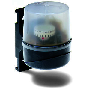 DÄ 56515, Dämmerungsschalter für Industrie ca. 1-100 Lux, AC 230V, 1S, 10A, Schutzart IP54