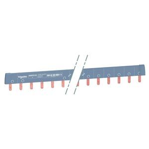 Phasenschiene Steg, ablängbar, 1P, 24 TE, 100A