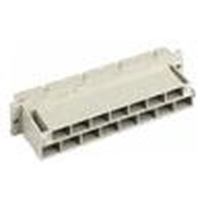 Steckverbinder, Federleiste, Thermoplastischer Formstoff, glasfaserverstärkt, Leiterplatte zu Kabel, Kabel zu Kabel, Steckhülsenanschluss