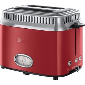 21680-56, Retro Red Kompakt-Toaster