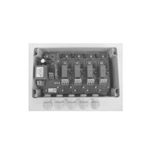 BHE346, Externer Funkempfänger BHE346, 230 V und 24 V, 868 MHz Festcode, 4-Kanal