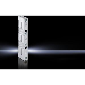 SV 9340.050, Sammelschienenhalter (UL), 3-polig, 60 mm Mittenabstand, für E-Cu 15x5-30x10 mm, Preis per VPE, VPE = 4 Stück