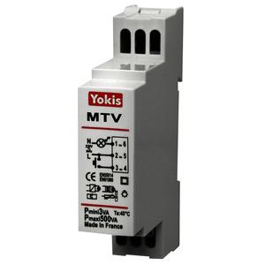 MTV500M, Dimmer Hutschiene