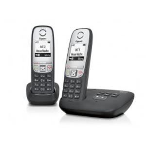 Gigaset A415 Duo schwarz, Gigaset A415 Duo schwarz