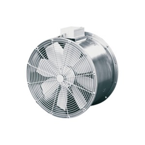 EZG 40/4 B, Gewächshausventilator EZG 40/4 B, Wechselstromm DN400