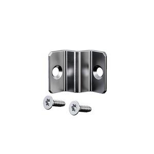 VX 8617.502, VX Anreihverbinder, außen, Stahlblech, Preis per VPE, VPE = 6 Stück