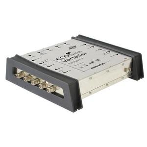 AMS 5020 ECOswitch, SAT-ZF 2-fach Verteiler, Verteildämpfung 4,5 dB, speziell für die AMS 5er Ecoswitch-Kaskade, erheblich verringerter Verdrahtungsaufwand, 5 x FUR 75 DC
