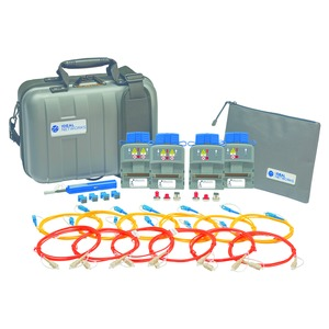 FiberTEK III-MM-LED/SM-Laser Kit, FiberTEK III-MM-LED/SM-Laser Glasfasermodule
