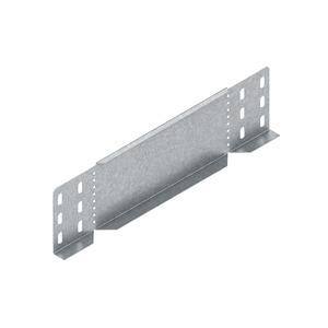 RA 85.200, Reduzier-/Abschlussstück für KR, 85x200 mm, Stahl, bandverzinkt DIN EN 10346, inkl. Zubehör