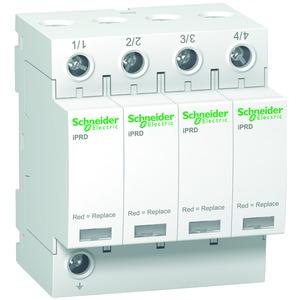 Überspannungsableiter iPRD8, Typ 3, Steckbare Schutzmodule, 4P, Imax 8kA