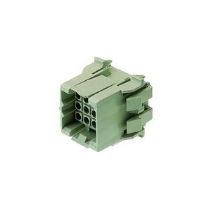 RSV1,6 S6 GR, Leiterplattensteckverbinder, seitlich geschlossen, 5.00 mm, Polzahl: 6, kieselgrau, Box