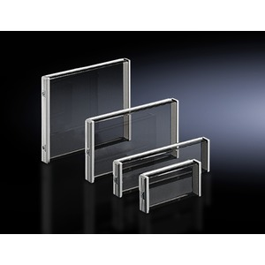 FT 2785.000, Acrylglashaube, metrisch, BHT 400x400x47,5mm