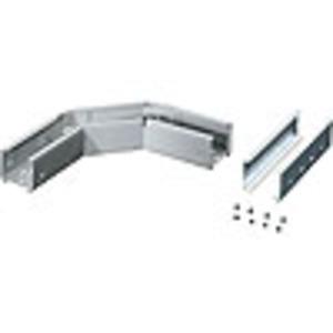 KT WS 10, Kabelträger-Winkelstück, 45-100 Grad verstellbar, 100 mm breit