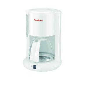 Glas-Kaffeemaschine Principio, Weiß